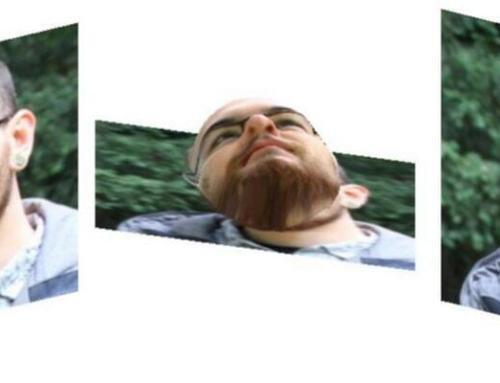 Je pasfoto in 3D