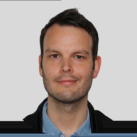 Gijs Heerkens, oprichter van Pasfoto.nu
