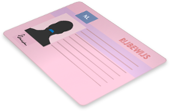 pasfoto voor je rijbewijs
